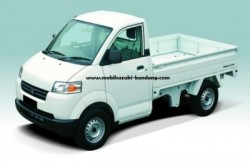 Tampilan Terbaru Suzuki Mega Carry Apv Pick Up
