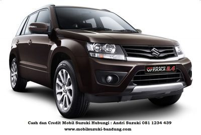 Spesifikasi Suzuki New Grand Vitara