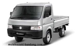 Promo Harga dan Kredit Murah Suzuki New Carry Pick Up Subang
